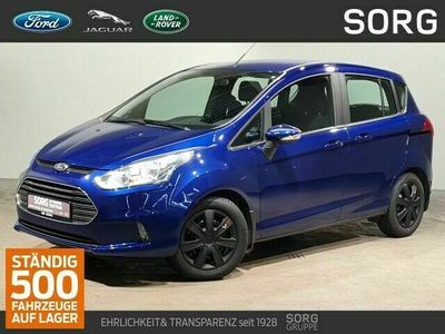 gebraucht Ford B-MAX 1.0 EcoBoost Trend*KLIMA*SITZH.*