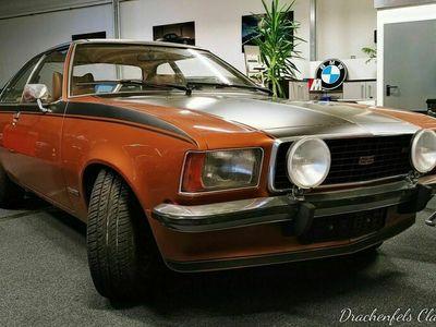 gebraucht Opel Commodore B GS 2800 HC Coupe mit Vinyldach als Sportwagen/Coupé in Bonn-Mehlem