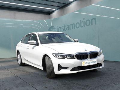 gebraucht BMW 320 320 dA xDrive Advantage NAVI+LED+HUD+KEYLESS