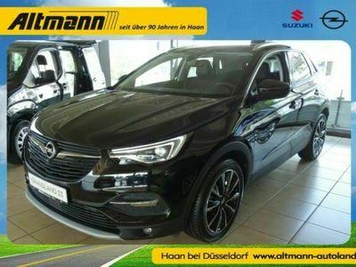 gebraucht Opel Grandland X 1.2 Ultimate AUTOMATIKLeder
