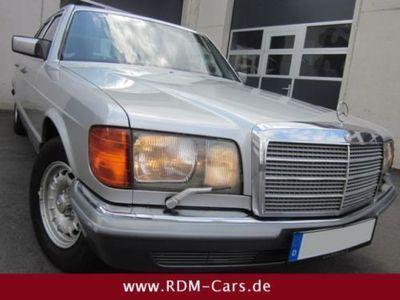 gebraucht Mercedes 380 SEL W126 *Originalzustand *H-Zulassung *Lang