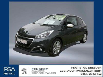 gebraucht Peugeot 208 Signature PureTech 110 S&S