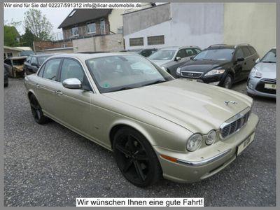 gebraucht Jaguar XJ 2.7 Liter Diesel Executive *Leder,Navi,Schieb