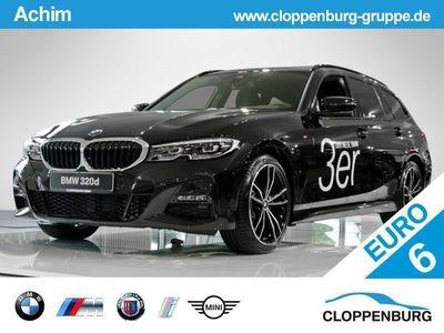 gebraucht BMW 320 d xDrive Touring M Sport HiFi LED WLAN Shz