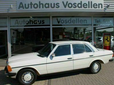 gebraucht Mercedes 200 W123, Automatik, 2.Hand, Original 18tkm