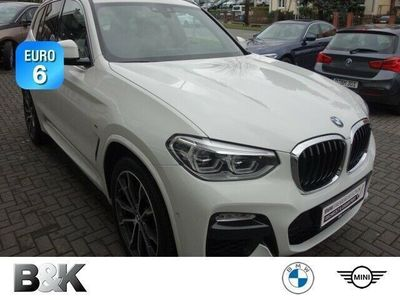 gebraucht BMW X3 xDrive30dA M SPORT StHzg, AHK, H/K, Pano, St+Go