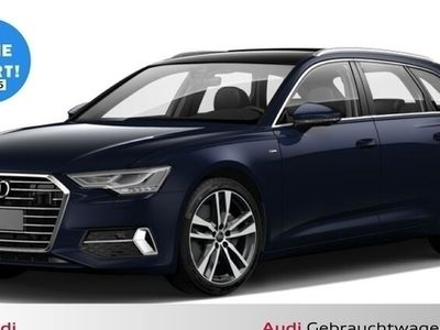 gebraucht Audi A6 Avant Sport 45 TDI qu tip. 170kW*Pano*Tour*K Sportpaket MMIPlus Allrad PreSense LED