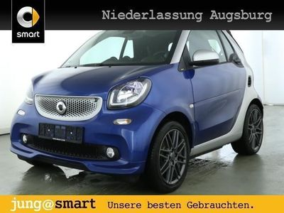käytetty Smart ForTwo Cabrio 66kW passion BRABUS DCT cool&Media