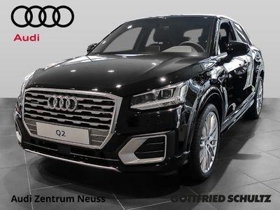 gebraucht Audi Q2 sport 40 TFSI s-tronic quattro NAVI LED PDC DAB GRA 19Zoll Sportsitze