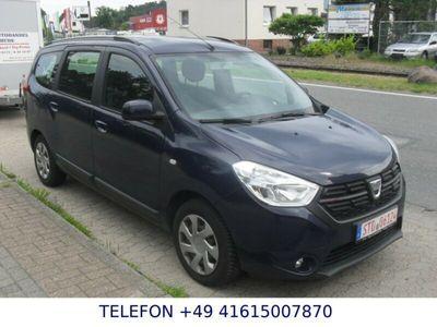 used Dacia Lodgy Ambiance*Euro6*7Sitzer*Klima*Streifschaden