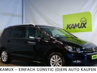 gebraucht VW Touran 2.0 TDI DSG Comfortline Navi+ACC+AHK+SHZ