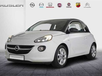 gebraucht Opel Adam 1.4 Jam Klimaanlage Tempomat Freisprecheinrichtung