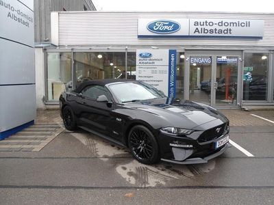 gebraucht Ford Mustang GT 5.0Ti-VCT V8 Convertible