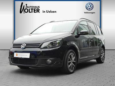 gebraucht VW Touran Comfortline 1.6 TDI LEDER XENON NAVI