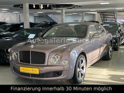 gebraucht Bentley Mulsanne 6.8 Speed Automatik-VOLLAUSSTATTUNG