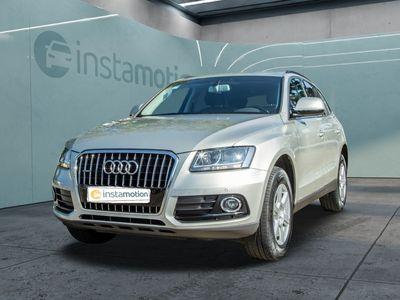 gebraucht Audi Q5 Q52.0TDI *QUATTRO*+AHK+NAVI+KLIMAUTO+APS+SITZHZ