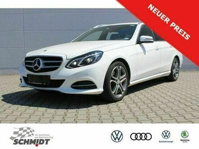 gebraucht Mercedes E250 E 250 E-KlasseCDI Avantg. Sport Paket Avantgard
