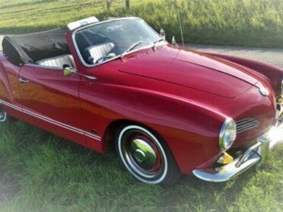 usado VW Karmann Ghia Bj 1965