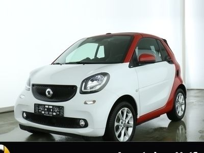 gebraucht Smart ForTwo Cabrio turbo passion **Sitzheizung