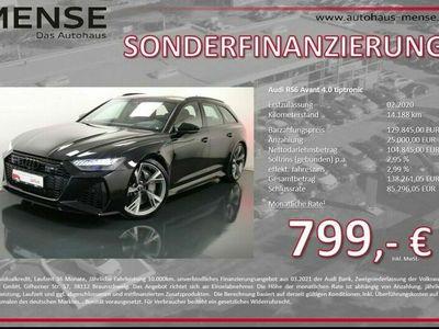gebraucht Audi RS6 Avant 4.0 tiptronic Pano Navi LED B&O HUD