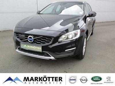 gebraucht Volvo V60 CC D4 Summum EURO6/XENON/LEDER/SHZ/NAVI