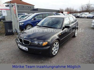 gebraucht BMW 330 d e46 Touring*DPF*Leder*Navi*Xenon*Automaitik