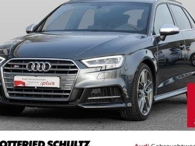 gebraucht Audi S3 Sportback TFSI S tronic LED NAV SHZ PDC FSE MUF