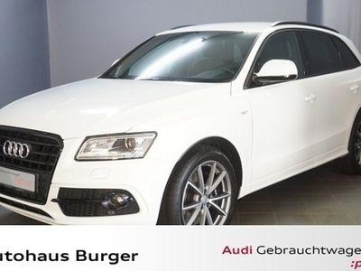 gebraucht Audi SQ5 3.0BiTDI competition qu. tiptr. ACC/Leder/Navi