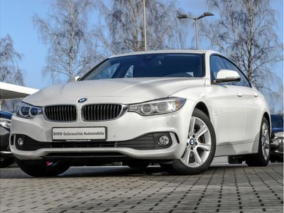 käytetty BMW 420 Gran Coupé d xDrive Aut. Navi Business Xenon