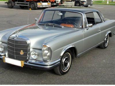 gebraucht Mercedes W111 220SE/b Coupe