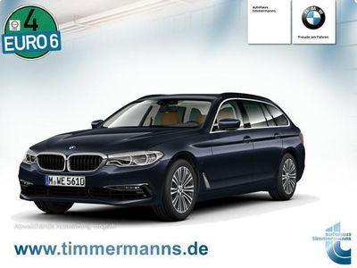 gebraucht BMW 520 i Touring Sport Line