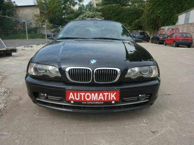gebraucht BMW 330 Cabriolet Ci (E46)