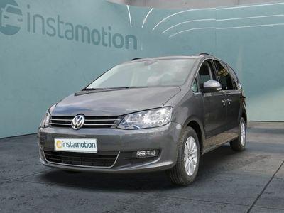 gebraucht VW Sharan SharanComfortline 1.4 TSI DSG Navi Bi-Xenon ...