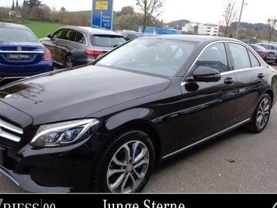 gebraucht Mercedes C350e Avantgarde+Burmester+Comand+Fahrassist.