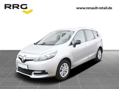 gebraucht Renault Grand Scénic III III LIMITED DELUXE TCe 130 Navigati