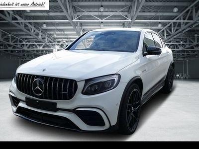 gebraucht Mercedes GLC63 AMG AMG S 4M. Coupé-Edition 1-Night Paket-ILS