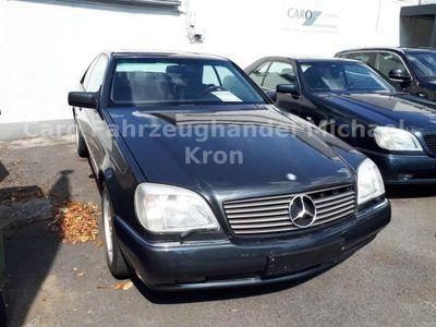 używany Mercedes 600 CL
