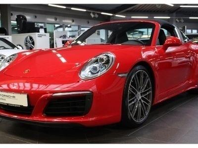 gebraucht Porsche 911 Targa 4 991 (911)Coupe/PDK/Sportabgas./Bose
