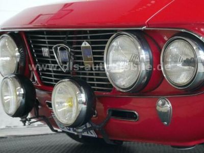 "gebraucht Lancia Fulvia Coupé 1.6 HF ""Fanalone"" full matching"