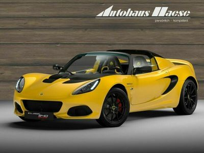 gebraucht Lotus Elise Sport 240 SOLID YELLOW by HAESE