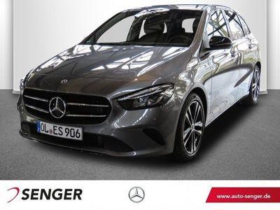 gebraucht Mercedes B180 Progressive Night Navi-Premium Spurhalte-A