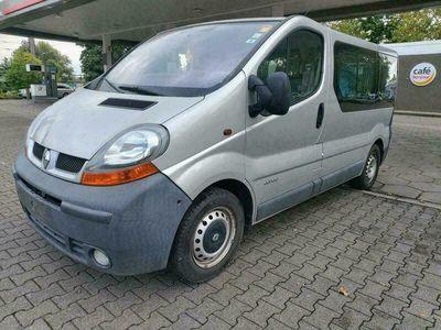gebraucht Renault Trafic 1.9 Dci klima Fahrbereit 7 sitzer