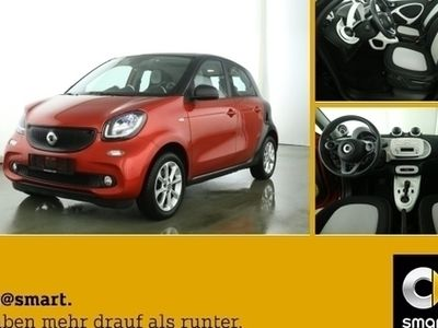gebraucht Smart ForFour passion/twinamic/Cool&Audio
