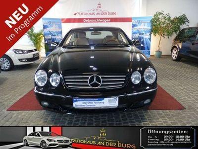 używany Mercedes CL500 Coupe - Navi - SHZ - Tüv *NEU*
