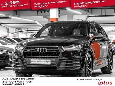 gebraucht Audi Q7 3.0TDI quattro S line Plus LED Pano Luftfeder