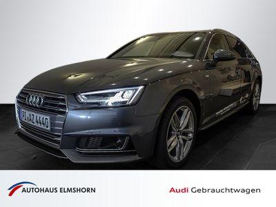 gebraucht Audi A4 Avant g-tron Design 2.0 TFSI Sport NAVI LED EU6