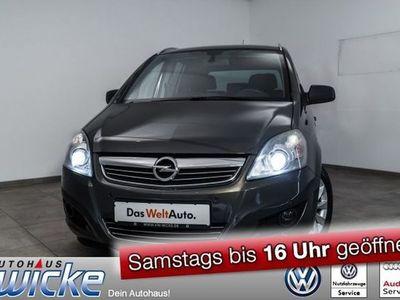 gebraucht Opel Zafira Family