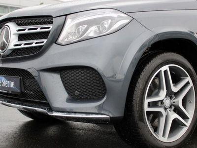 gebraucht Mercedes GLS350 d 4M AMG Line AHK+STNDHZG+360°+STZHZG(4)