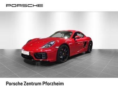 gebraucht Porsche Cayman GTS GTS