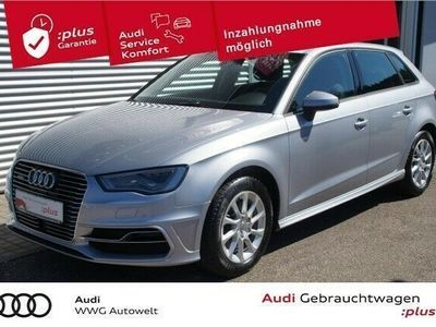 gebraucht Audi A3 Sportback e-tron 1.4 TFSI S tronic